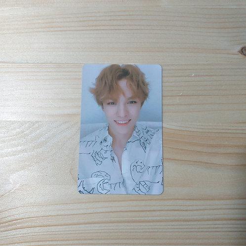 Seventeen - Vernon Official Photocard
