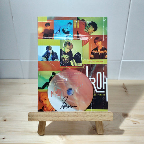 STRAY KIDS - [Clé 1 : MIROH] Autographed Signed Mini Album (Miroh Ver.)