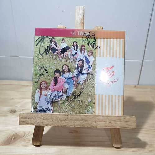 Twice - 3rd Mini Autographed Signed Promo Album