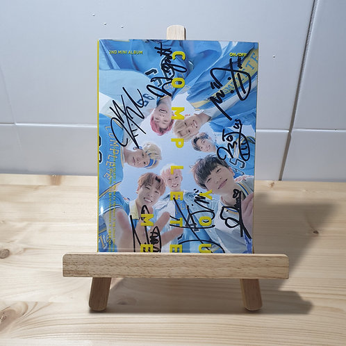 ONF - 2nd Mini Autographed Signed Promo Album