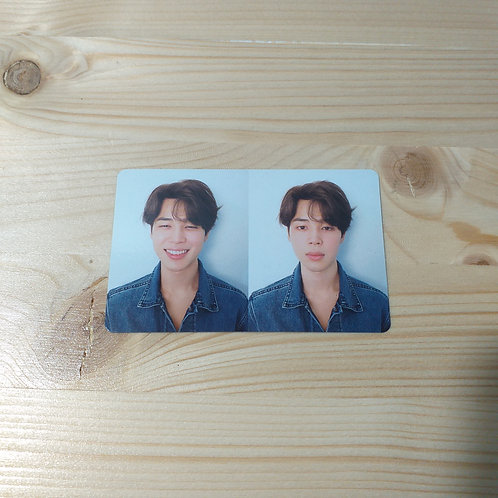 BTS - Love Yourself Jimin Official Photocard (R ver.)