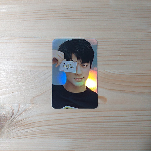 NCT - 2018 Empathy Hologram Official Photocard (Jeno ver.)