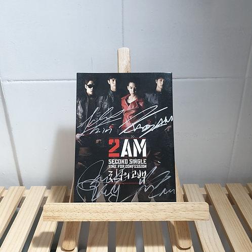 2AM - 2nd Mini Promo Album