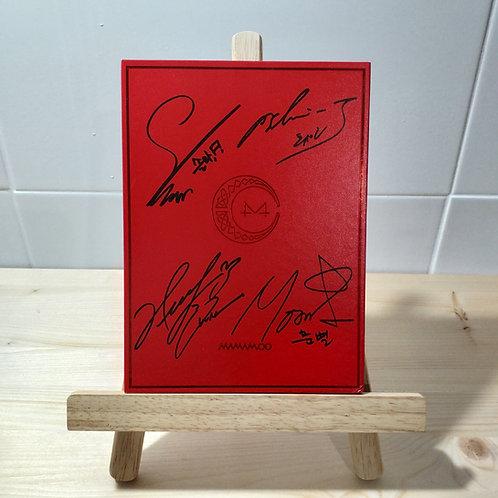 Mamamoo - 7th Mini Autographed Signed Album