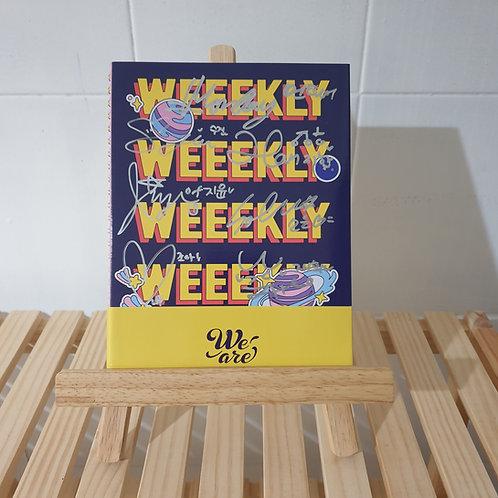 Weeekly – 1stMini Signed Album