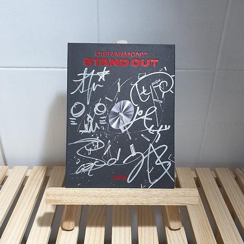 P1Harmony - 1st Mini Signed Album