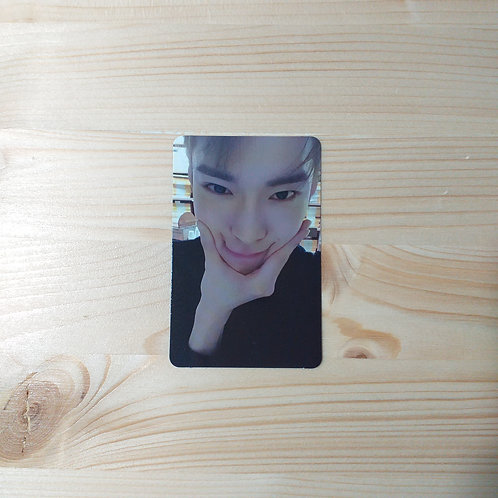 NCT - Regulate Official Photocard (Doyoung ver.)