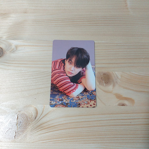 BTS - Love Yourself Suga Official Photocard (O ver.)