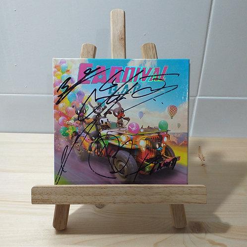 B.A.P - Carnival Autographed Signed Album