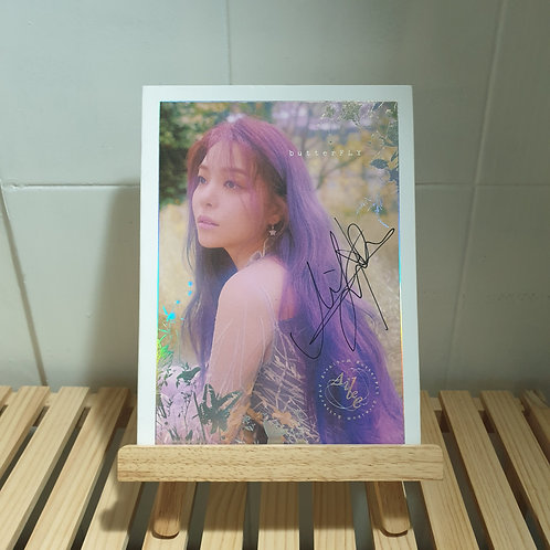 Ailee - 2nd Signed Promo Album
