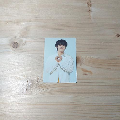 BTS - V Love Yourself World Tour Japan Official Mini Photocard