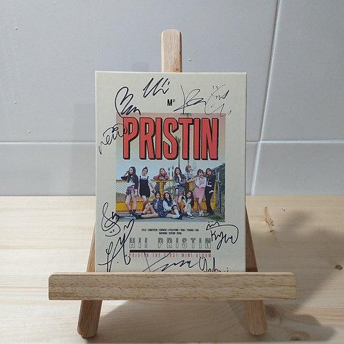 PRISTIN - 1st Mini Autographed Signed Album