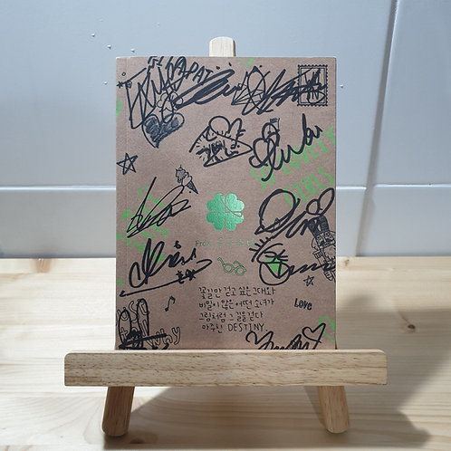 WJSN - 3rd Mini Autographed Signed Album