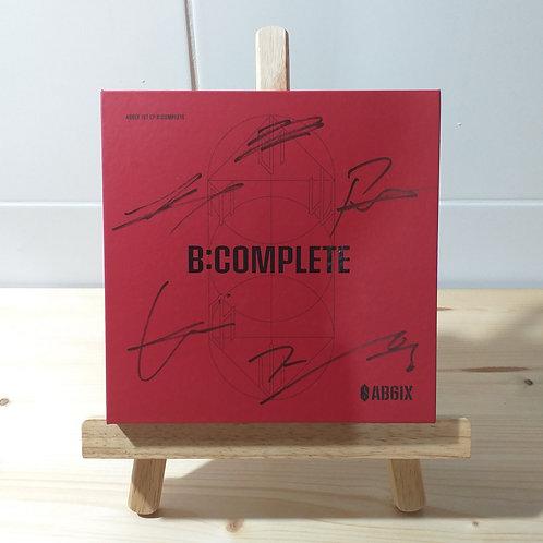 AB6IX - 1st EP Autographed Signed Album