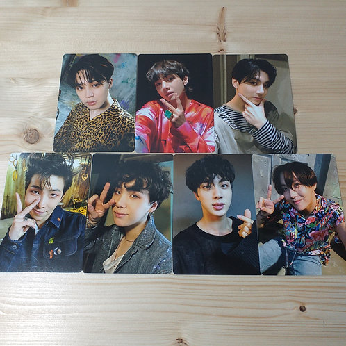 BTS - Army Bomb 3 Official Photocard Set