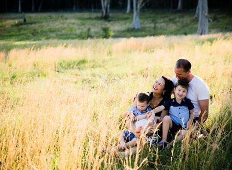 Swanson Family Moments