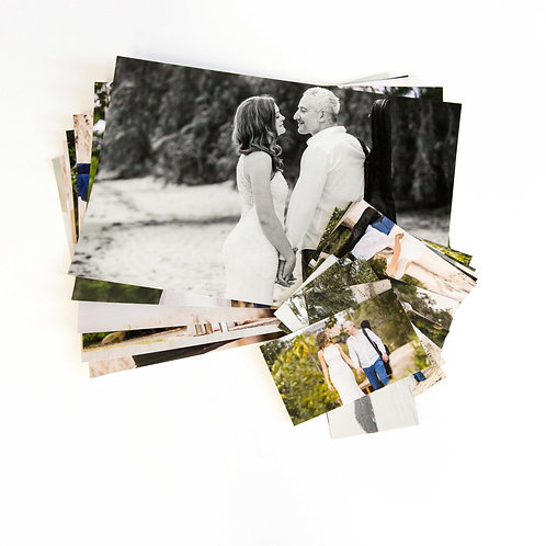 Single Professional Photographic Prints