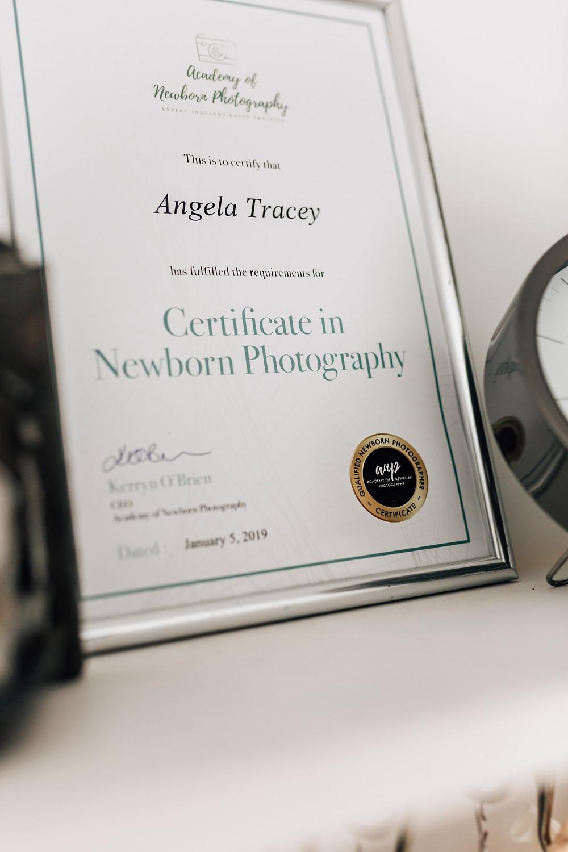 Certified Newborn Photographer Brisbane