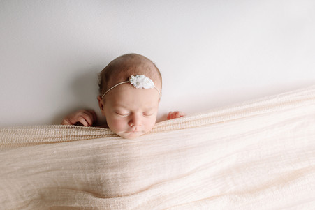 Miss Marli - Newborn Session