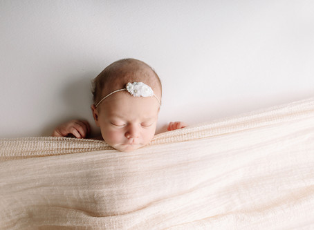 Miss Marli - Newborn Session