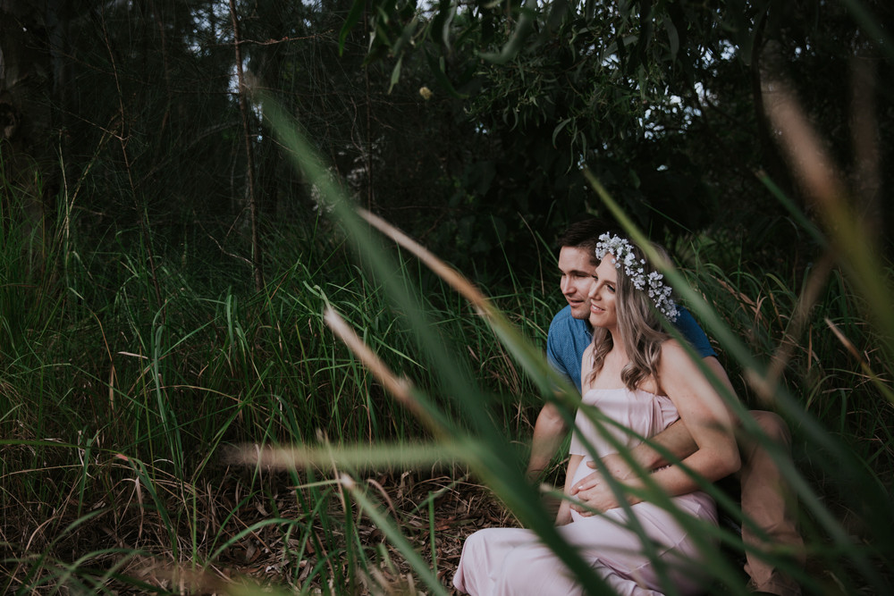 Brisbane Maternity Photography Redland Bay