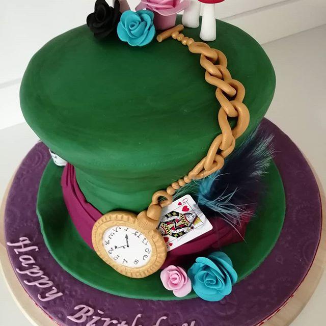 #aliceinwonderlandcakes