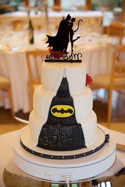 BatMan Wed Cake2