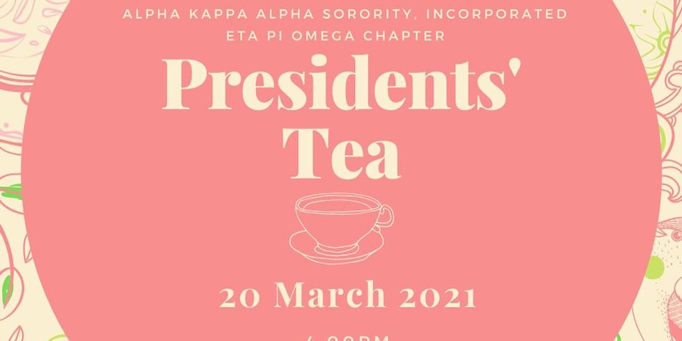 Presidents' Tea