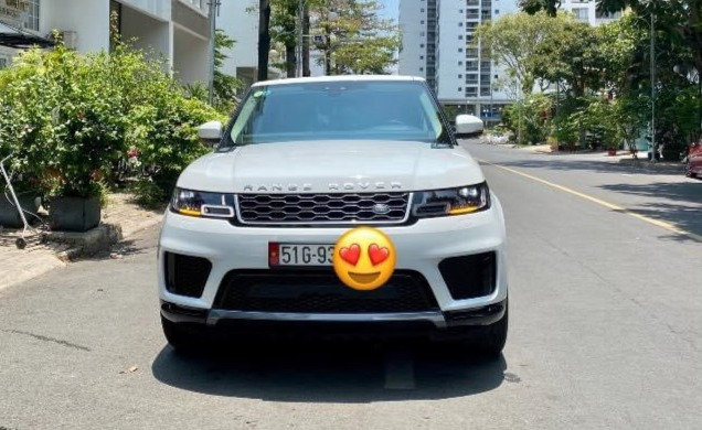 Range Rover Sport HSE 2019
