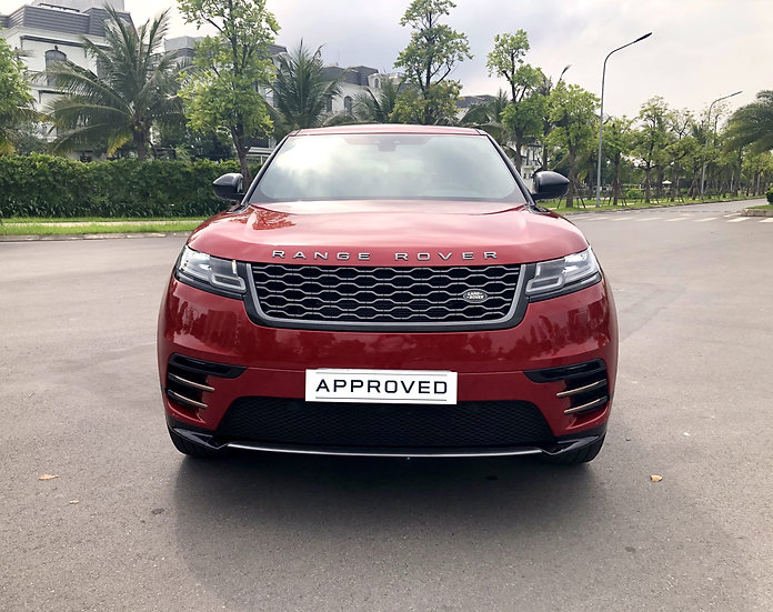 Xe Demo cũ: Range Rover Velar R-Dynamic Đỏ