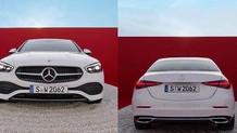 Hình ảnh mới nhất Mercedes-Benz C-Class 2022 trước ngày ra mắt tại Vietnam.