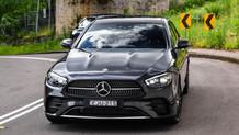 Đánh giá sedan Mercedes-Benz E300 2021