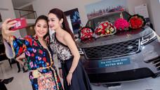 Hoa Hậu Doanh Nhân HUỲNH MAI đón chiếc xe đẹp nhất thế giới 2018!