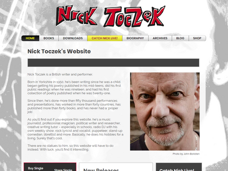 Nick Toczek .com