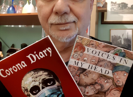 TWO NEW BOOKS OF POETRY OUT NOW