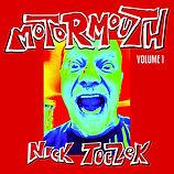 Nick Toczek Motormouth Volume 1 cover
