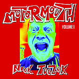 Nick Toczek Motormouth Volume 1 cover