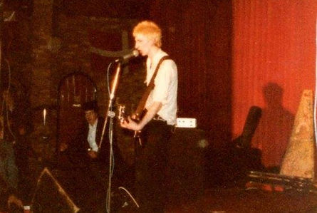 The Insane at the Bier Keller 18-4-84