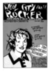 Wool City Rocker #11