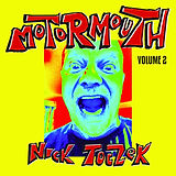 Nick Toczek Motormouth Volume 2 cover