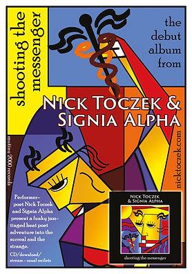 Nick Toczek & Signia Alpha Shooting The