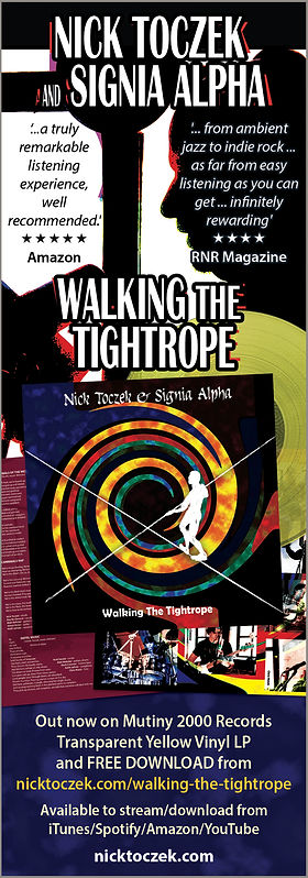 Nick Toczek & Signia Alpha