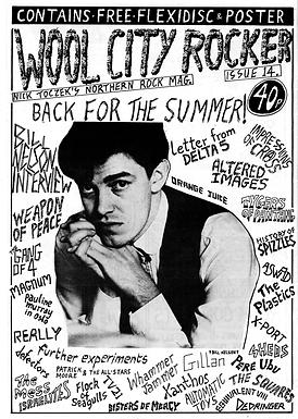 Wool City Rocker #14