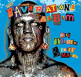 The Bavariations Album sleeve