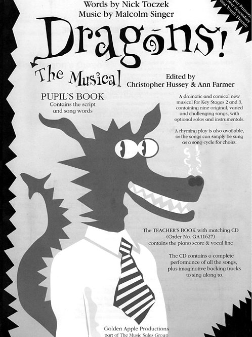 Dragons! The Musical (the script)