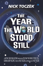 The Year The World Stood Still FRONT COV