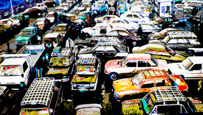 Cars In Cairo