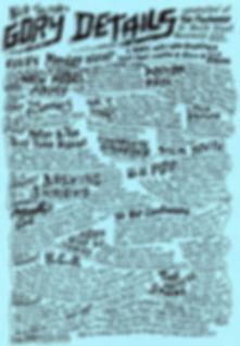 Nick Toczek's Gory Details flyer 2