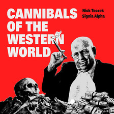 Cannibals of the Western World single sl