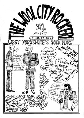 Wool City Rocker #3